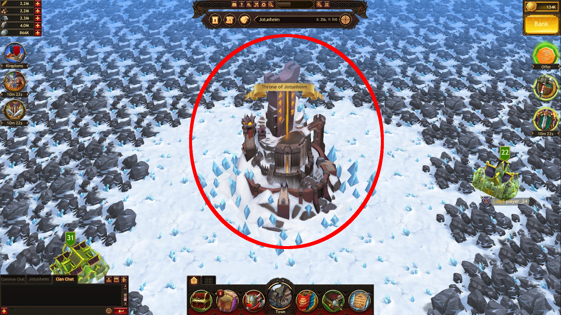 Description Vikings War Of Clans Browser Guide