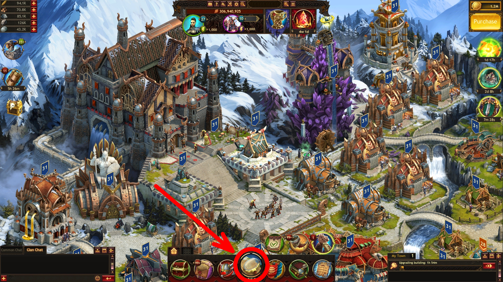 Global map vikings war of clans browser guide wastelands are locations where you and other players may transfer your towns clicking a currently free location opens a pop up window asking you if you gumiabroncs Gallery